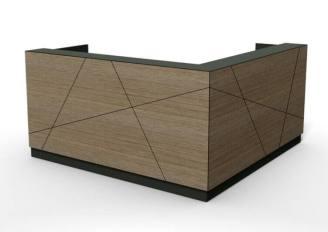 sleek office furniture. Sleek \u0026 Stylish Reception Desk Office Furniture