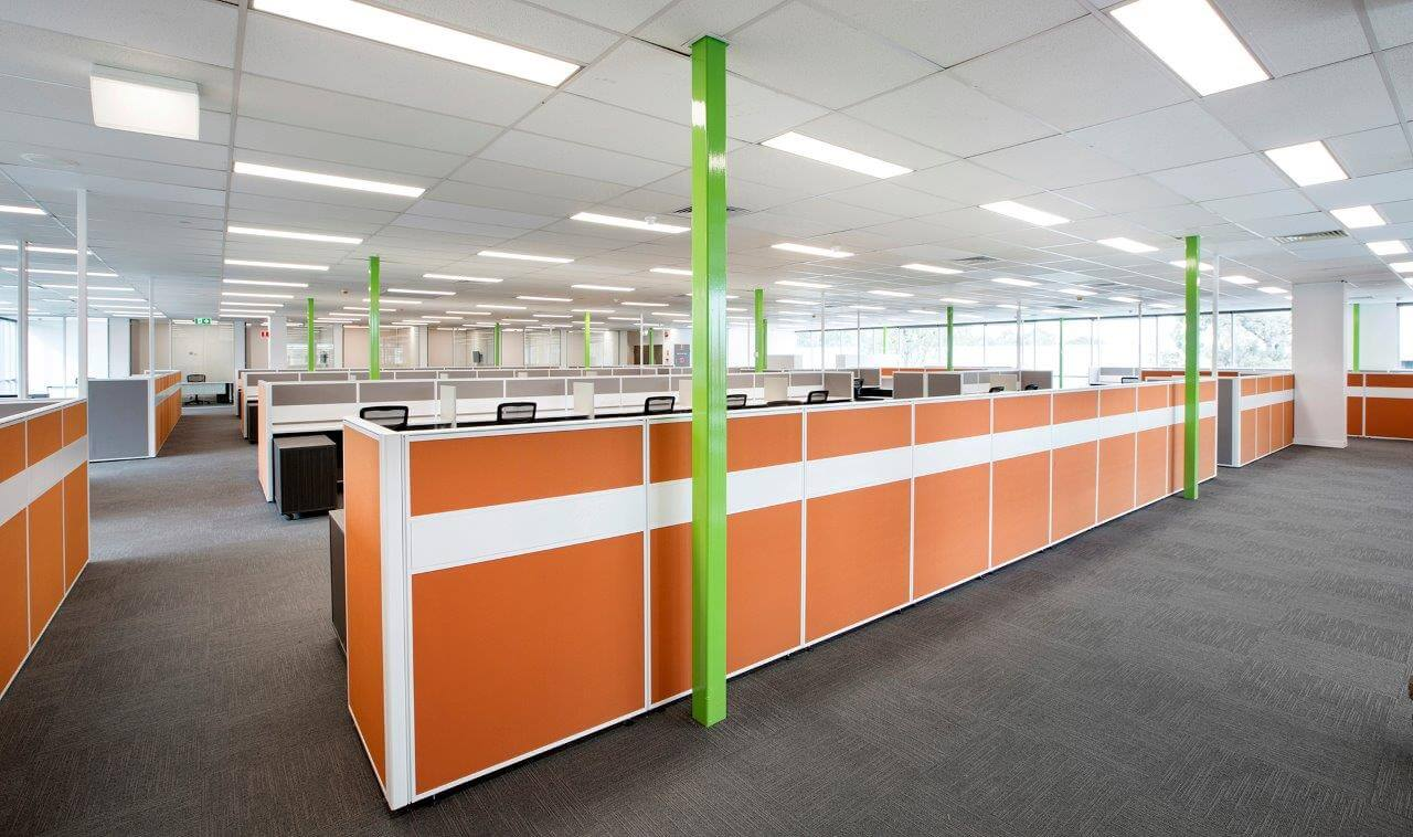 Screen Systems - Adept Office