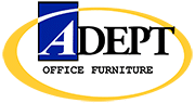 Adept Office furniture Melbourne