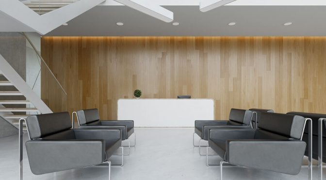 3 Things to Consider When Choosing a Reception Counter for your Office
