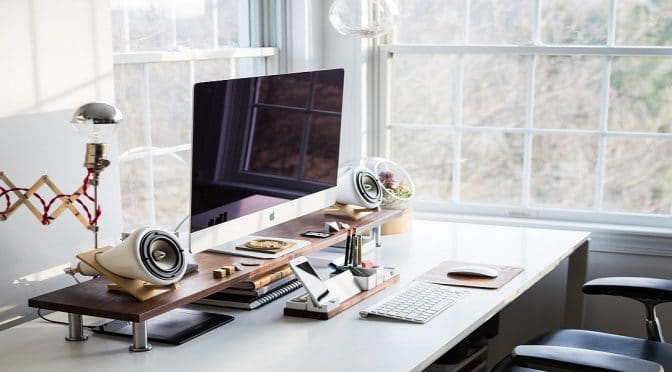 How To Design An Efficient Home Office