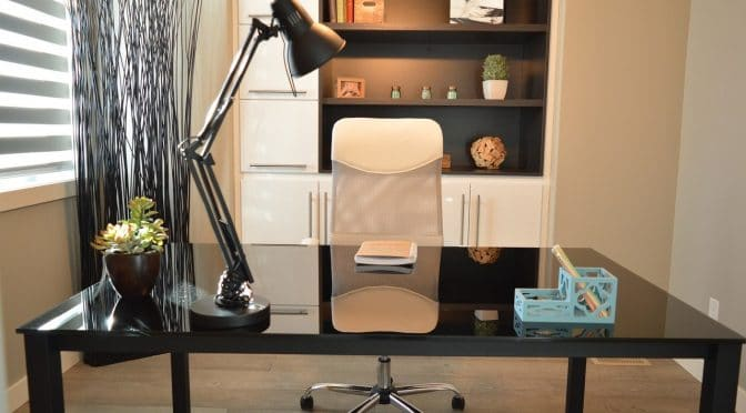 5 Essential Furniture Items  For Your Home Office