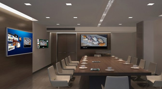 How To Create The Perfect Meeting Room
